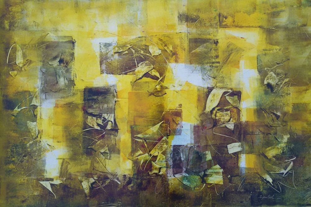 Trendy abstract JP Series  6