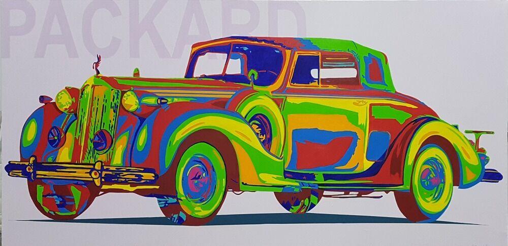 Classic Cars - Packard