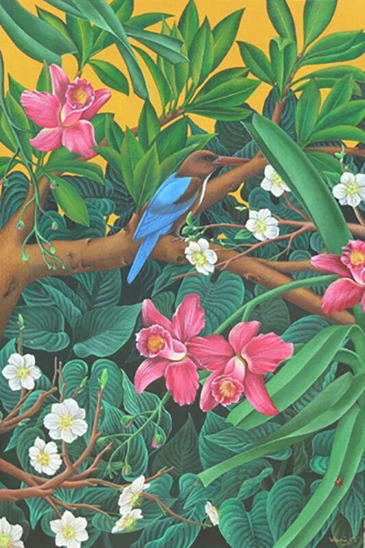 Pristine Soil Kingfisher