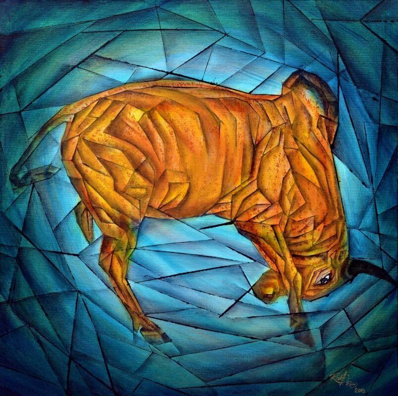 Raki Blue Bull - 05