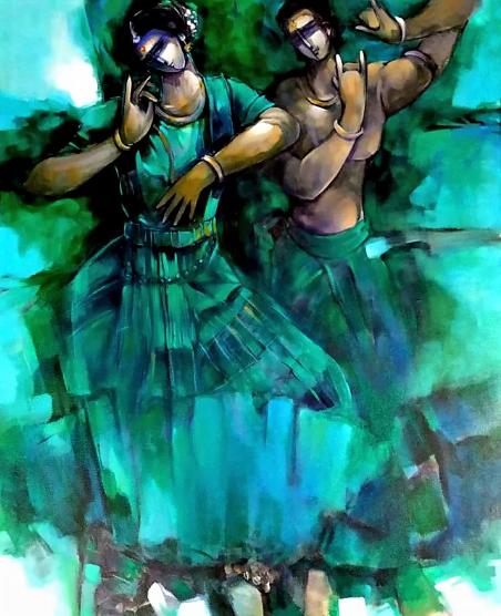 Bharatanatyam 3