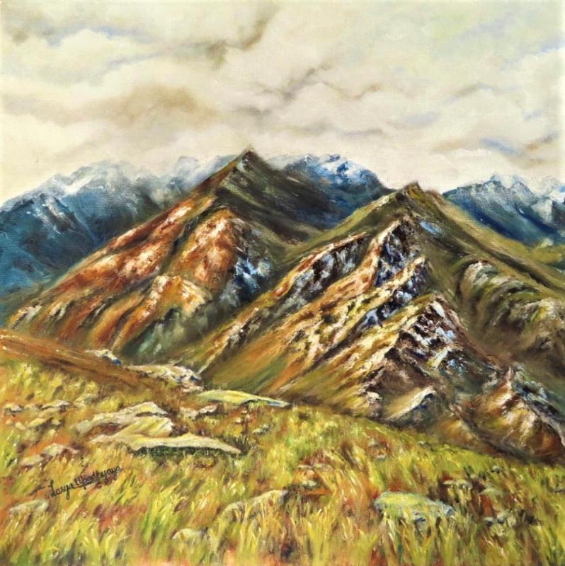 Himalayas at Rohtang