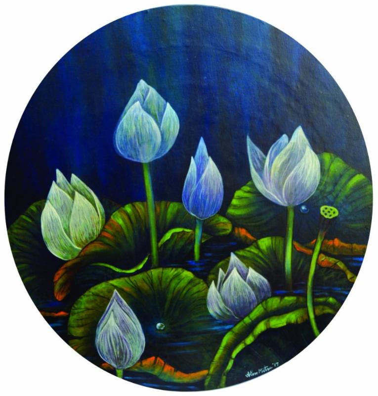 The lotus pond 15