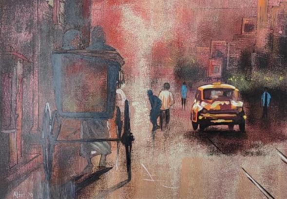 Kolkata  city scape 2