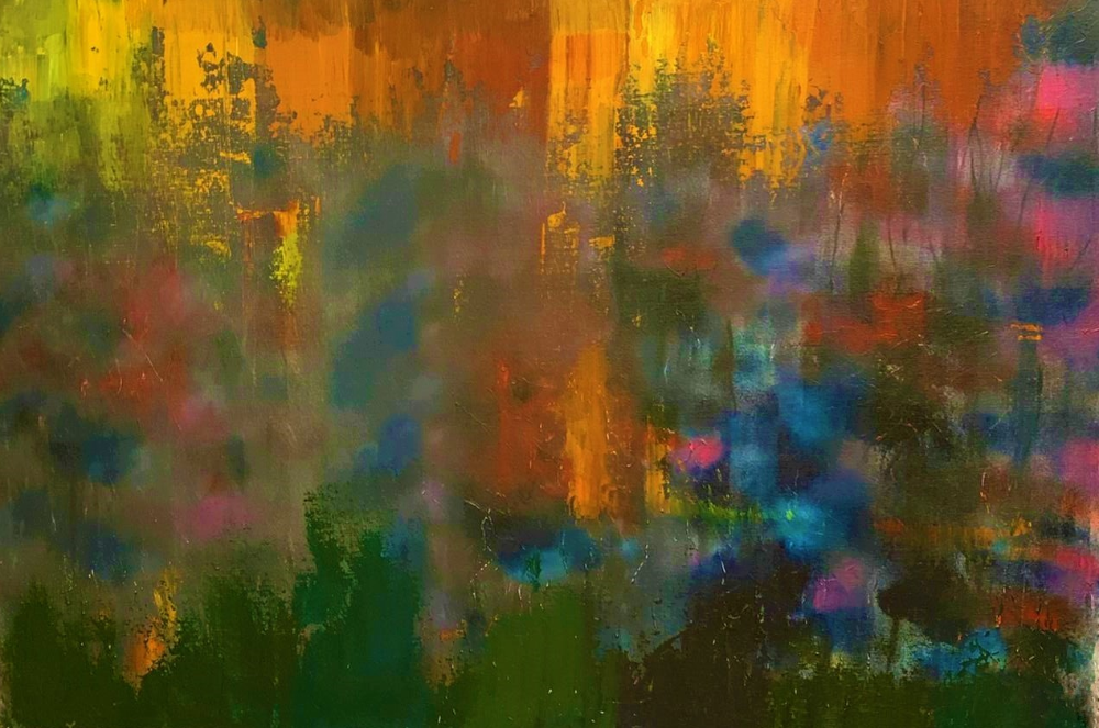 abstract forest108