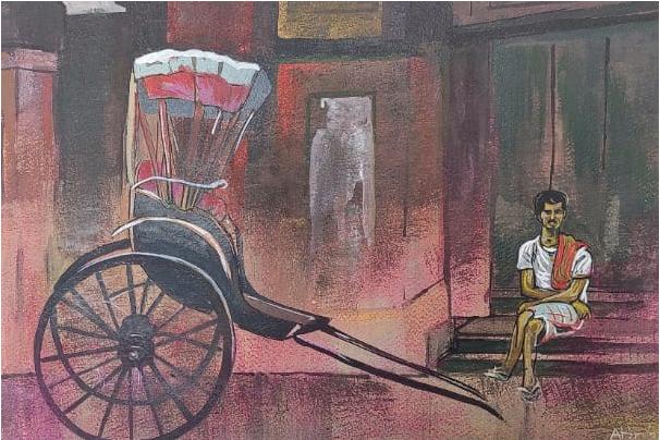 Kolkata  city scape 3