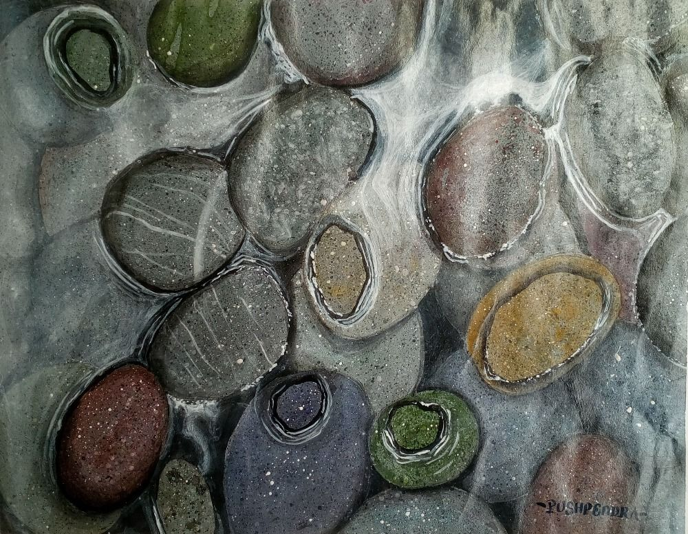 Water and Stones
