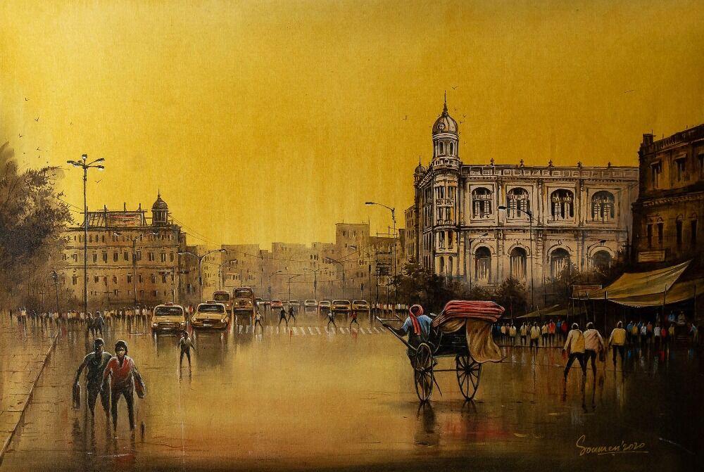 Kolkata view 1