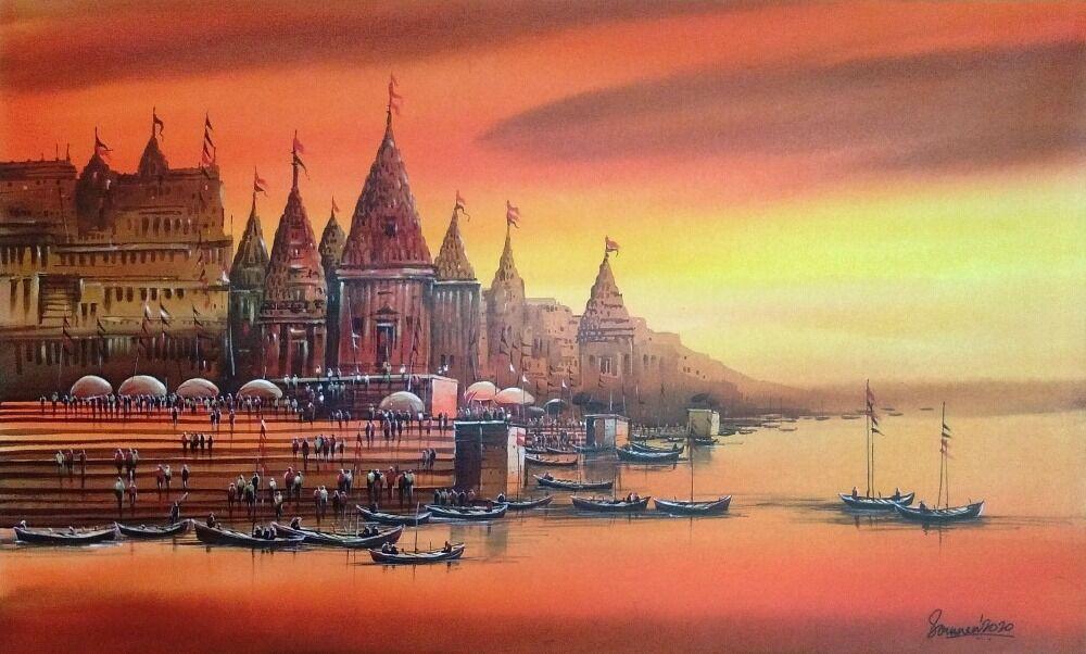 Banaras ghat 10
