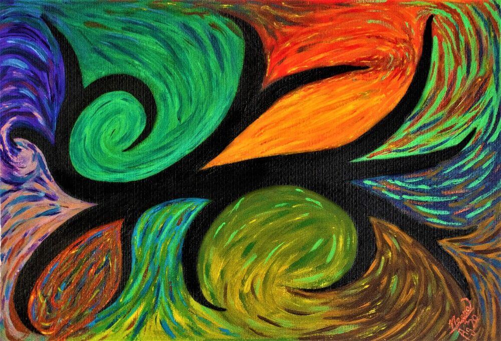Swirling Spectrum
