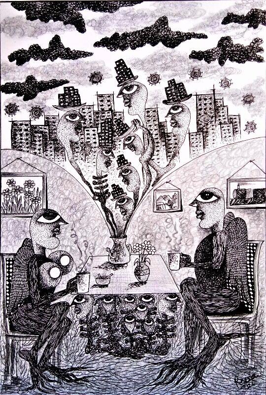 Tea Time Gossips