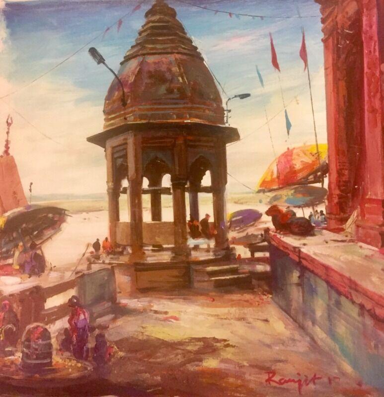 Banaras Ghat 6