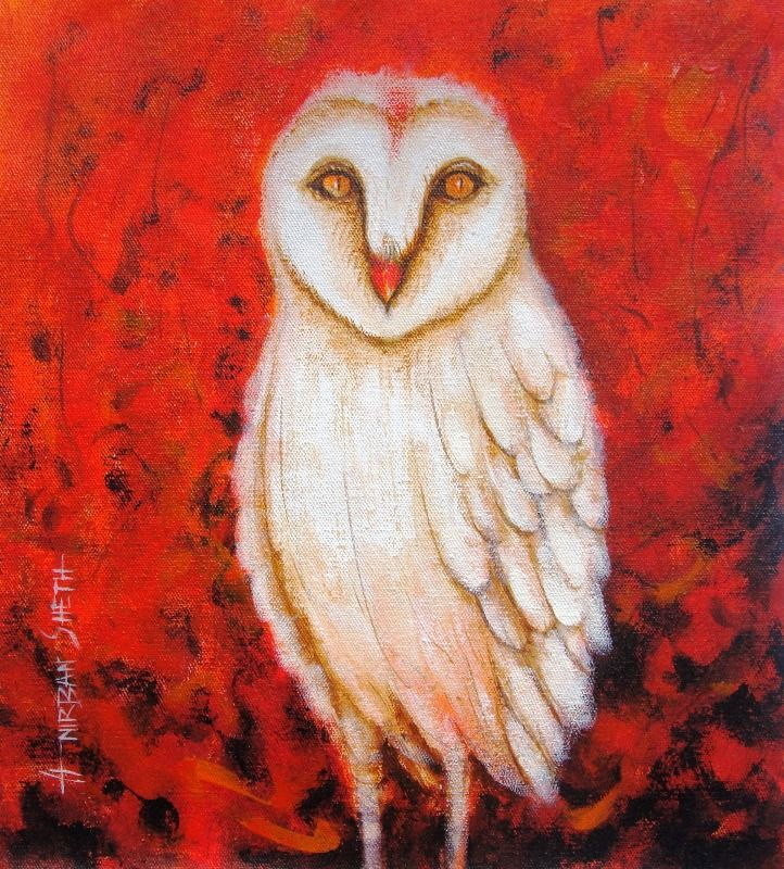Lakshmi Owl - III