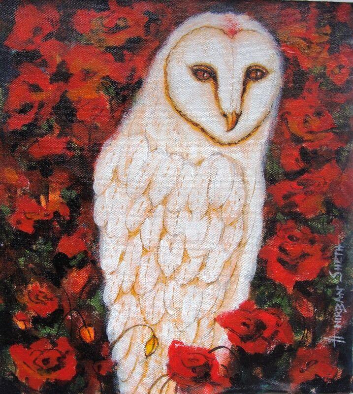 Lakshmi Owl - IV