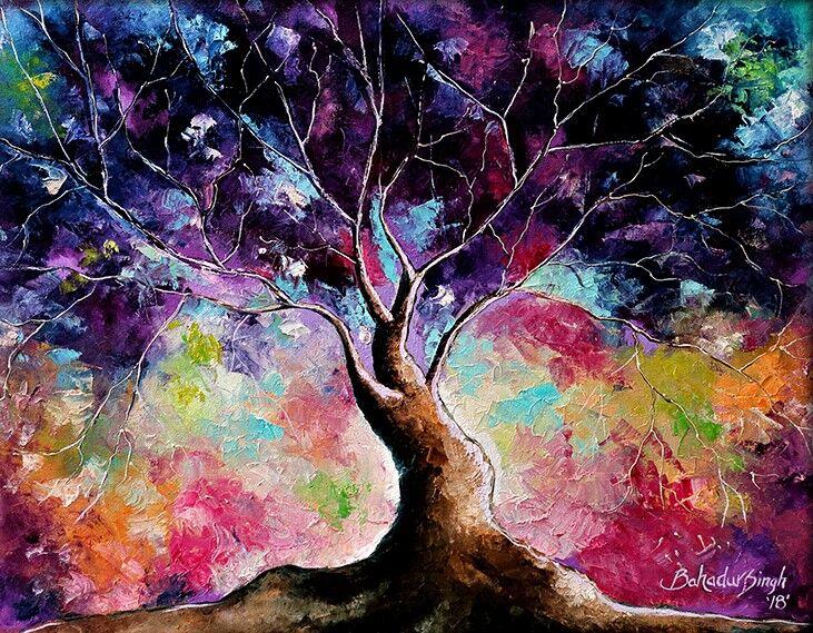 Tree of Life VII
