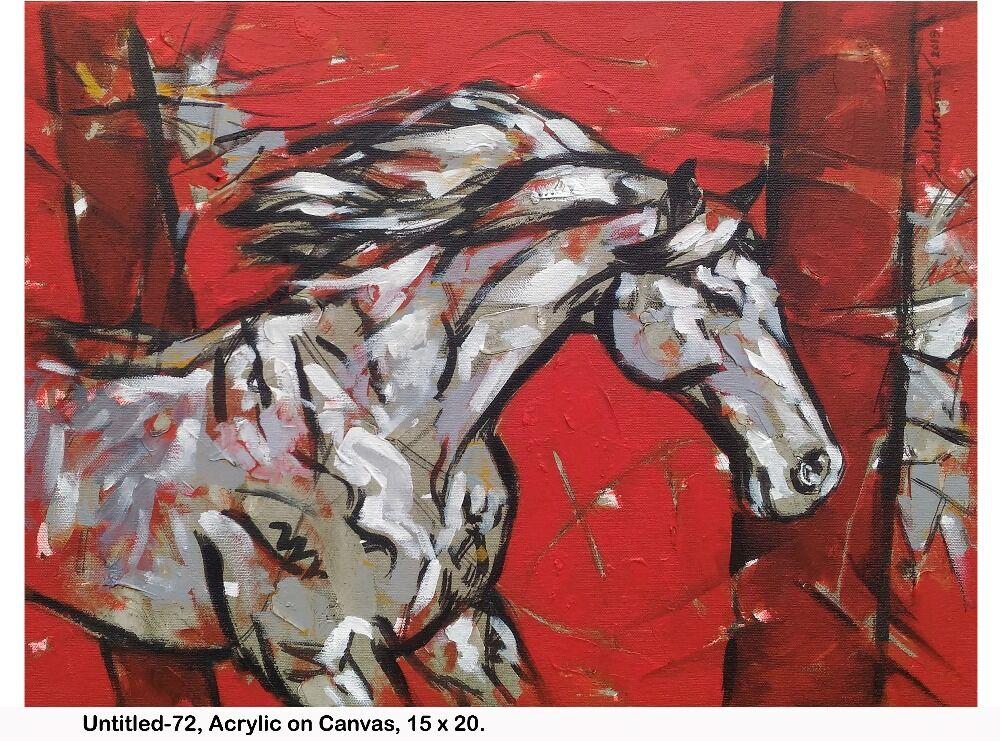 HORSE- 72