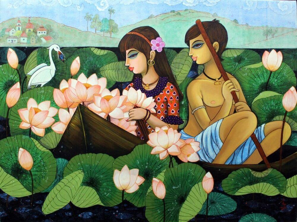 Lotus Lake 01