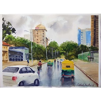 Beauty of Bangalore City 5