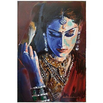 Beautiful Indian Woman 3