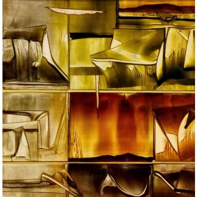 Abstract Painting - Enrichment10