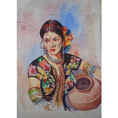 Indian woman 2