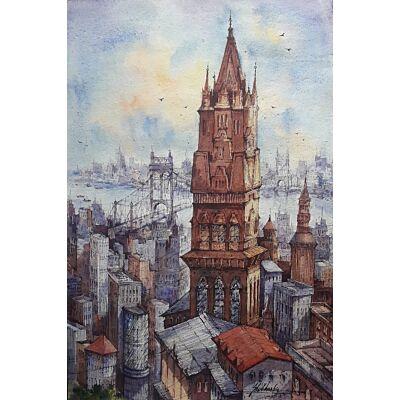 Top view city-1