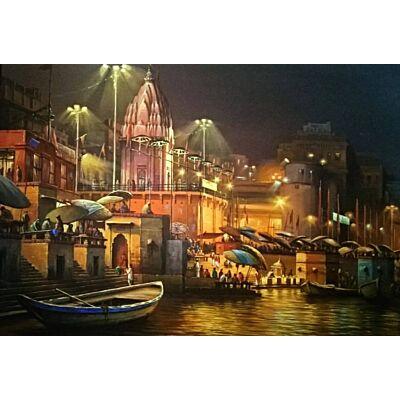 Varanasi at Night