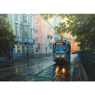 Tram City