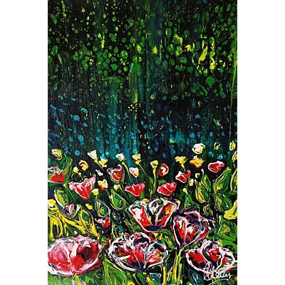 Gen Flower Painting