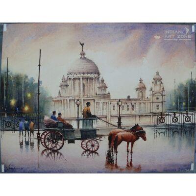 A Wet Evening Kolkata - 2