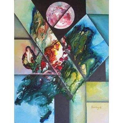 Contemporary Painting 38