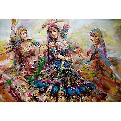 The Kalbelia Dancer 11