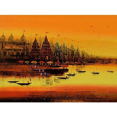Ganga Ghats 7