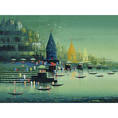 Ganga Ghats 8