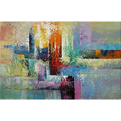 Abstract Vibrant Colors 5
