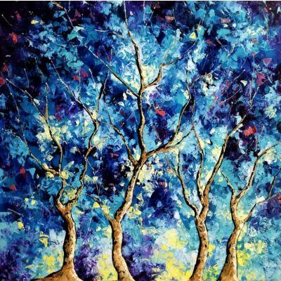 Blue Winter II