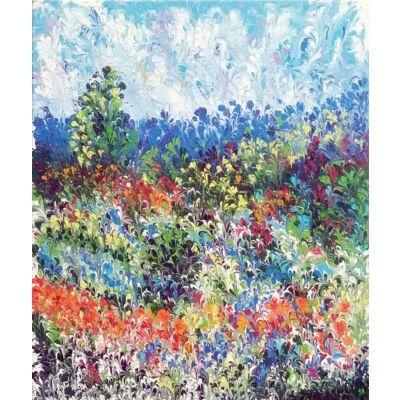Colorful Flower Garden 3