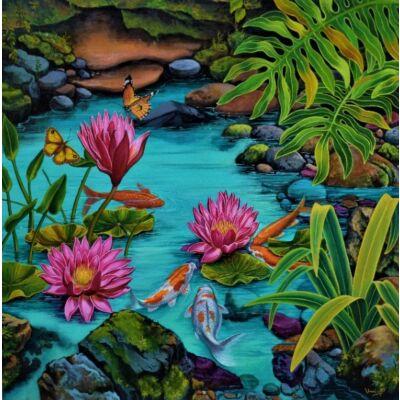 Lotus pond 10