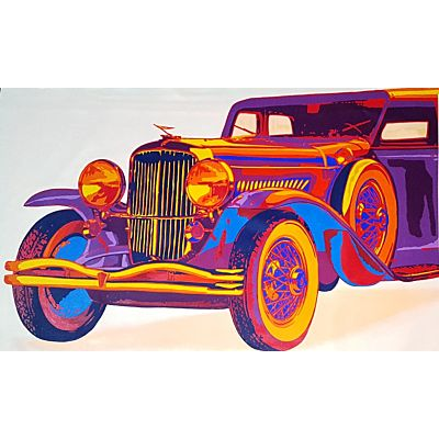 Classic cars dusenberg