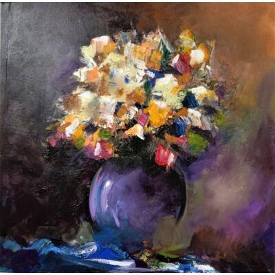 Floral vase 65