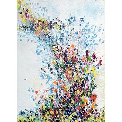 Flower Painting 4