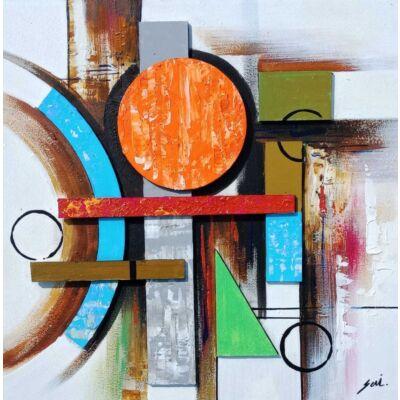 Geometric Abstract Art 6