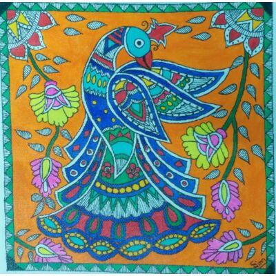 Peacock- Symbol of Love