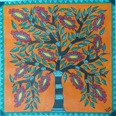 Tree- Symbolize Life