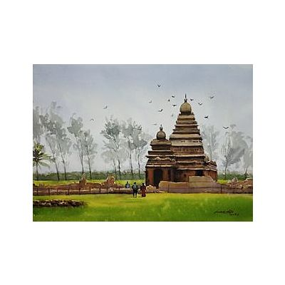 The South Indian Temple