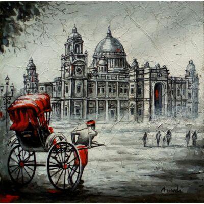 Rickshaw Puller 5