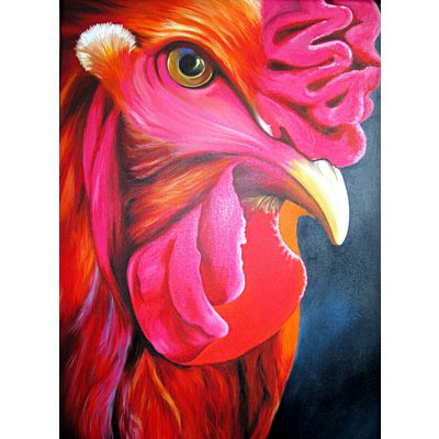Fighter Rooster