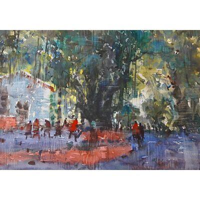 landscape watercolor 17