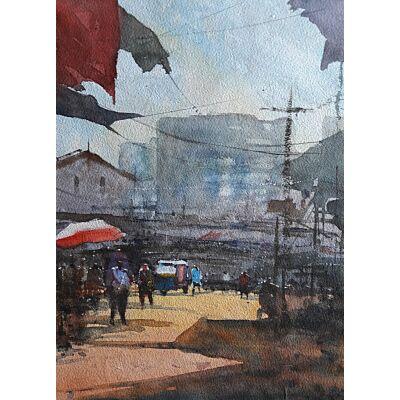 landscape watercolor 3