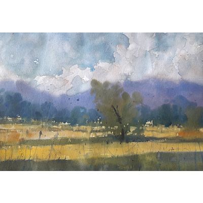 landscape watercolor 6